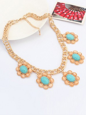 Occident Exotic Retro Necklace