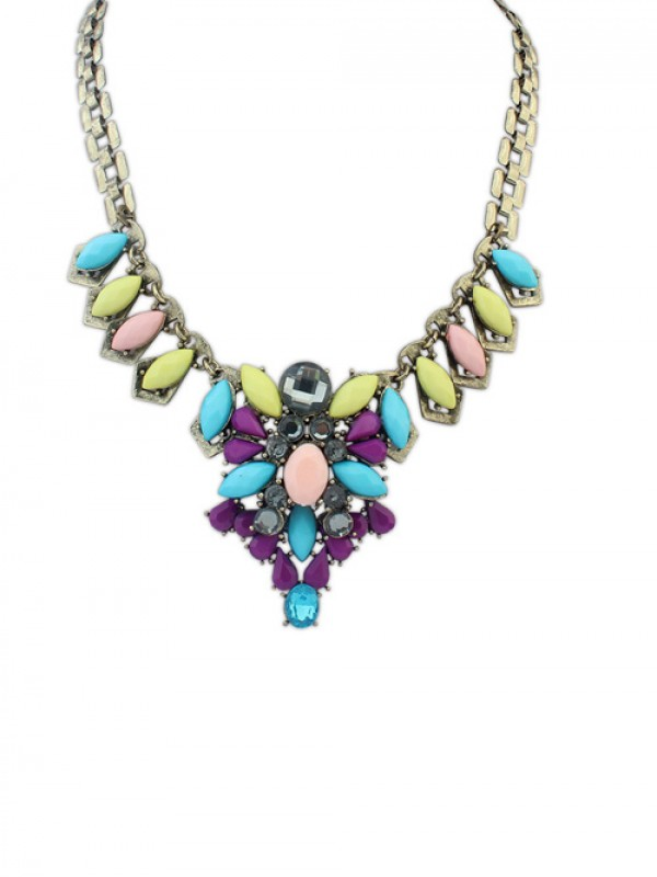 Occident Retro Elegant Aristocracy Temperament Necklace
